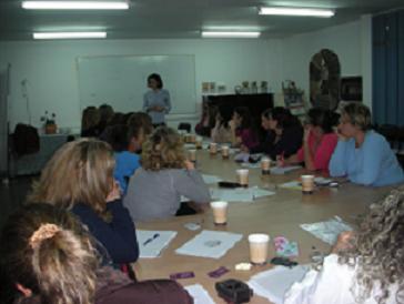 אימון אישי בקבוצת אשדוד שרונה מנחה נשים להעצמה